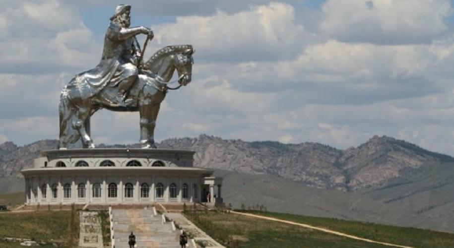 world power mongolian empire gengis kan