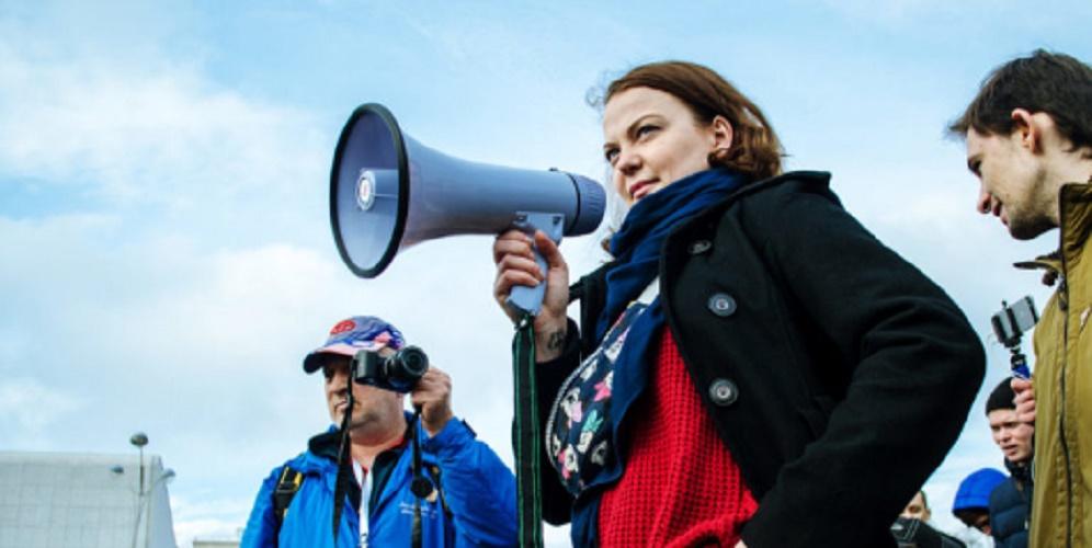 Democracy - freedom of expression
