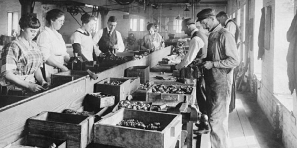 Economic Development - Industrial Revolution