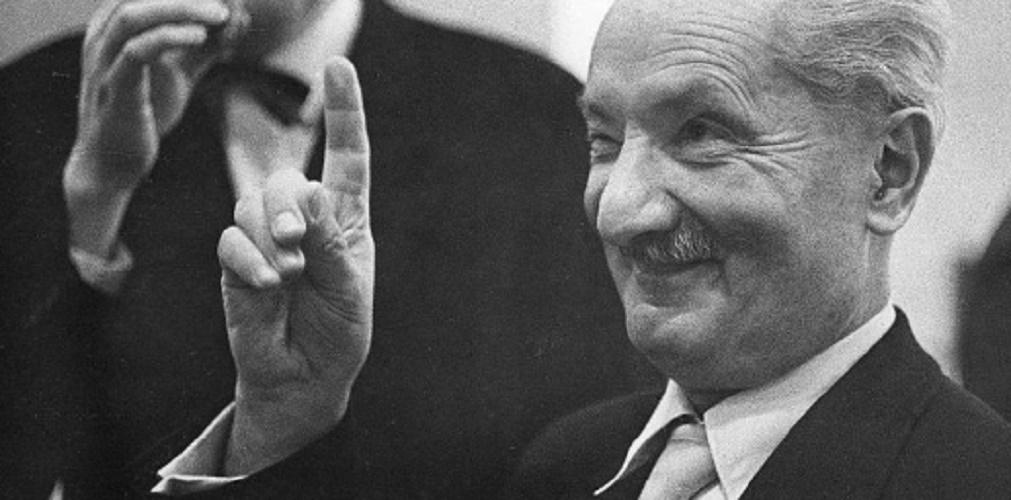 Martin Heidegger - Existentialism