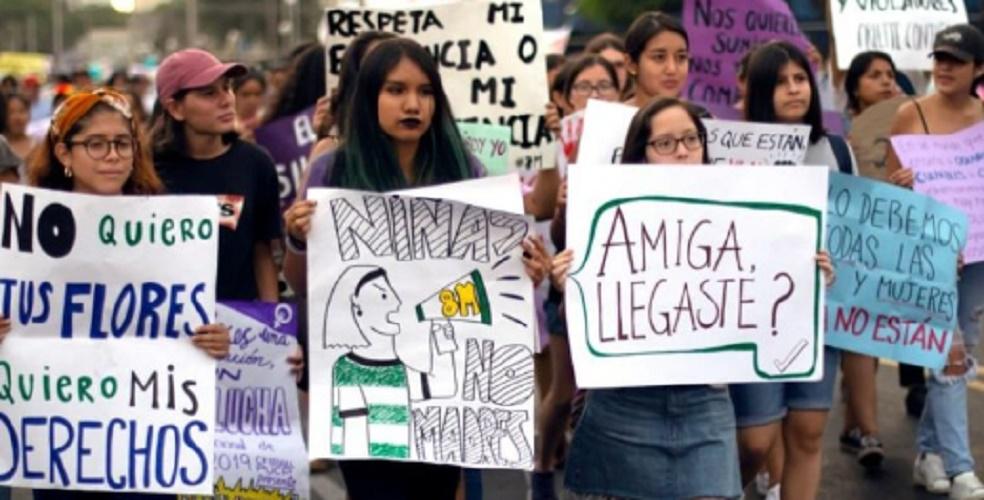 feminicide femicide gender violence protest feminism