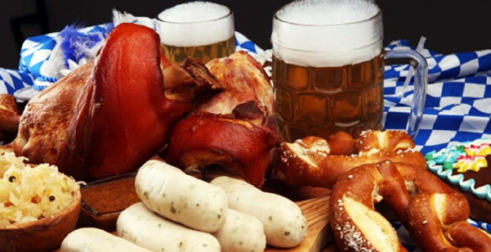 German national cuisine types
