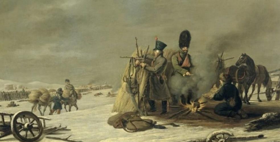 Napoleonic Wars Russia Retreat