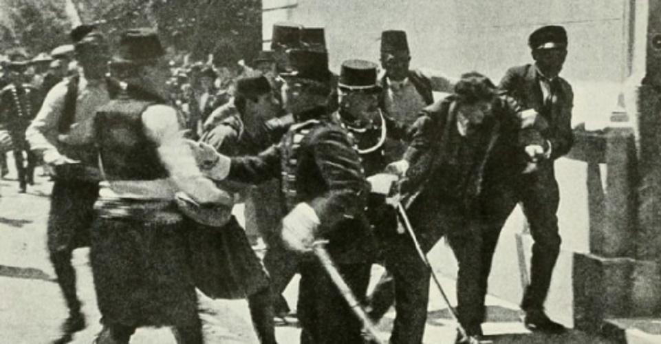 murder franz ferdinand first world war 1914 causes