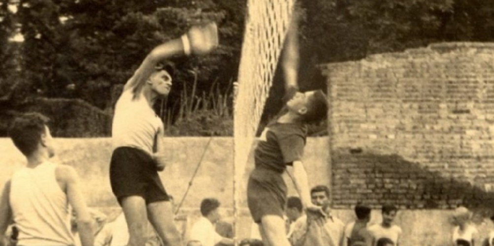 Russian Volleyball History