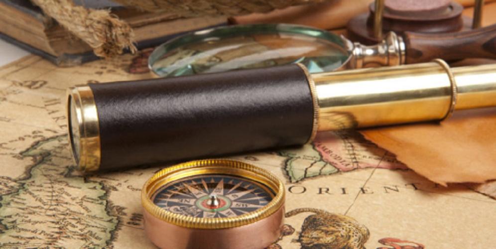 Navigation - latitude - longitude