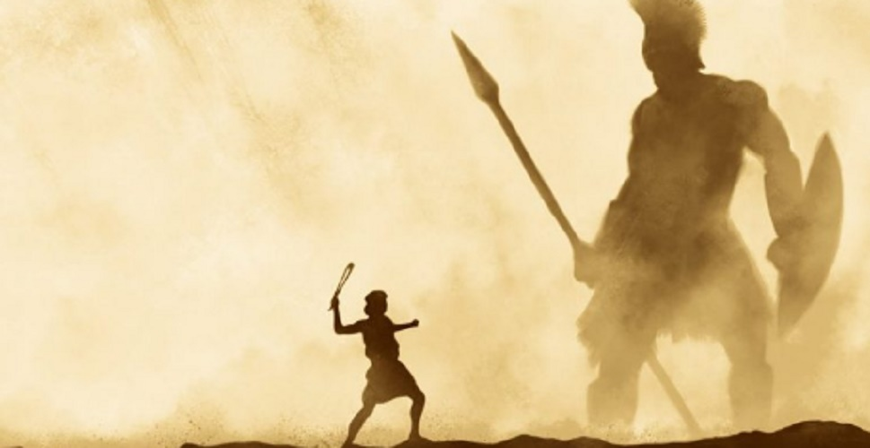Legend - David and Goliath