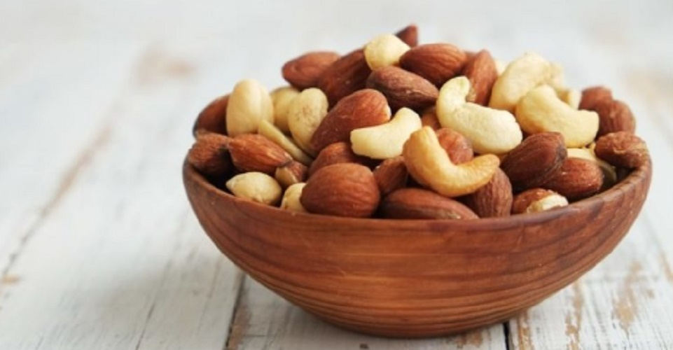 heterogeneous mixture nuts