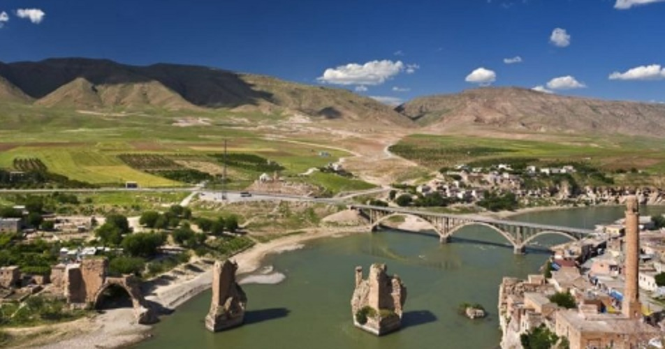 Tigris Mesopotamia