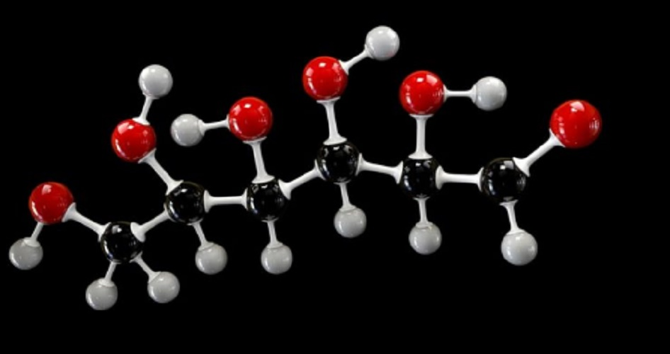 glucose natural macromolecule