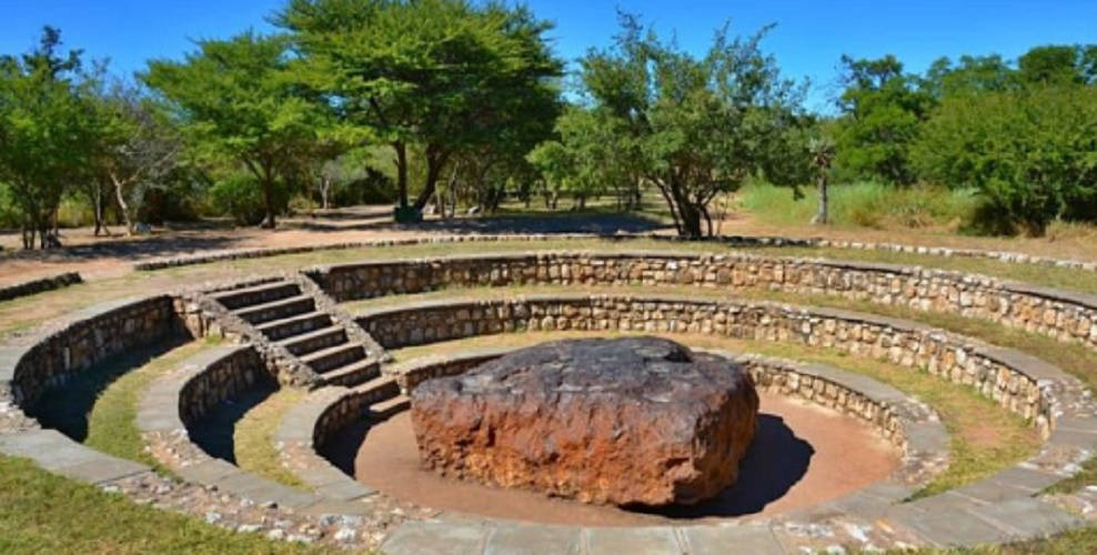 Hoba Namibia Meteorite