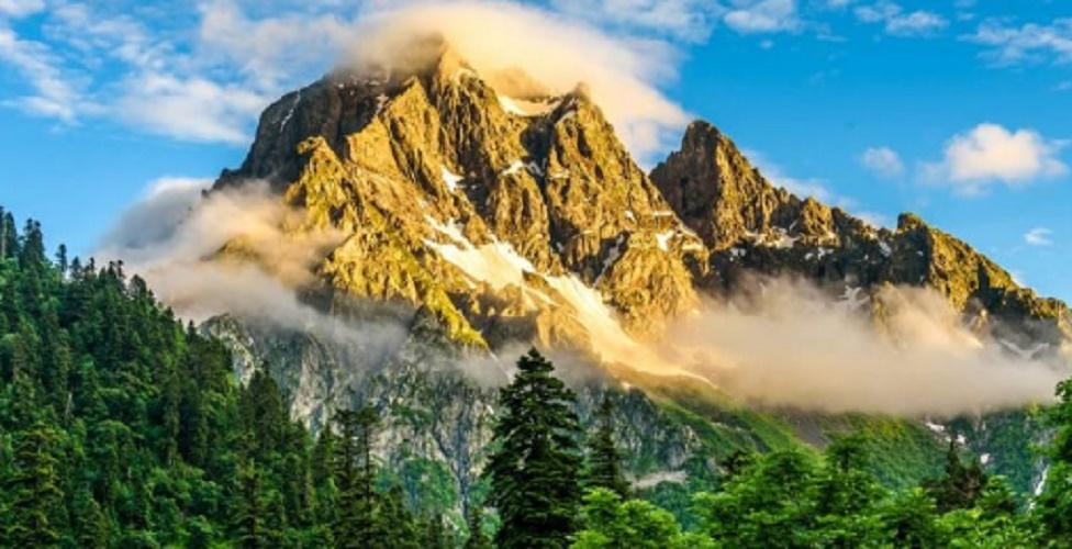 Mountain-weather