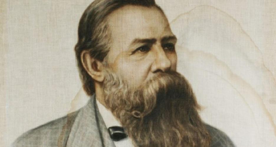 Friederich Engels - Marxism - Karl Marx