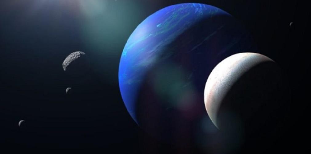 neptune triton satellites