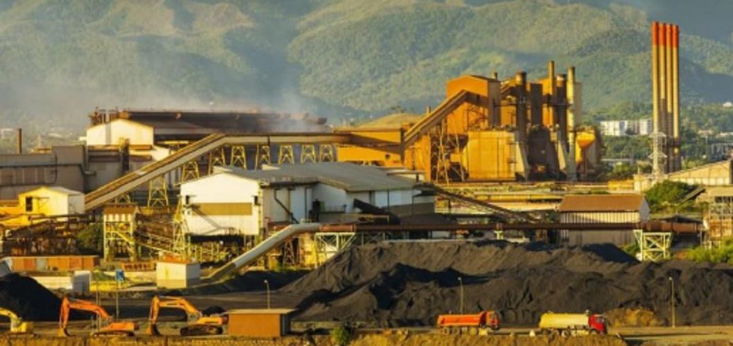 nickel mine new caledonia extraction