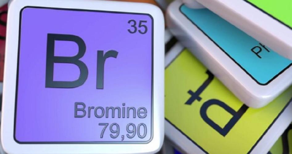 nonmetal-bromine