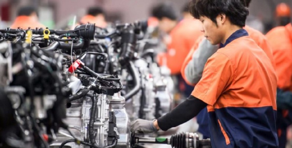Chinese world power manufactures
