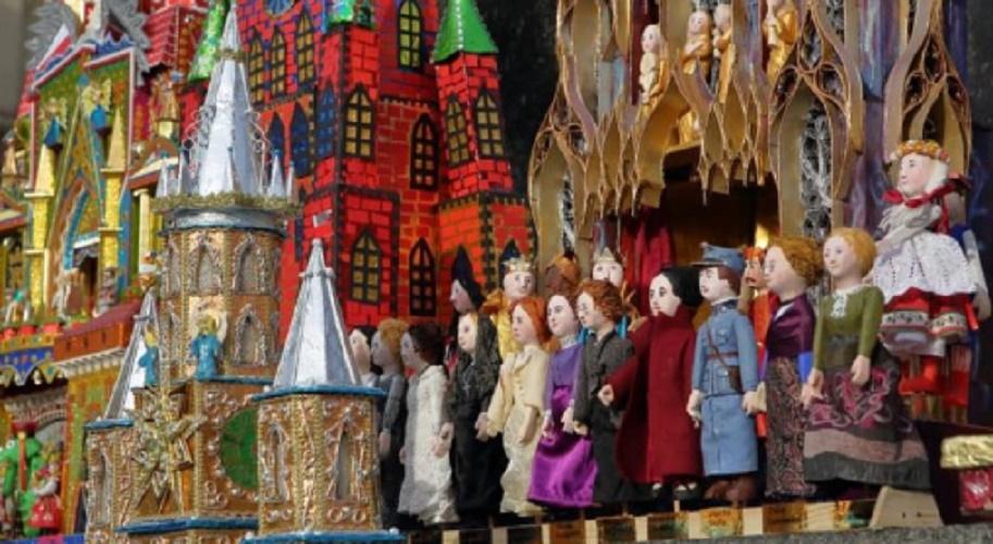 cultural heritage krakow christmas szopkas