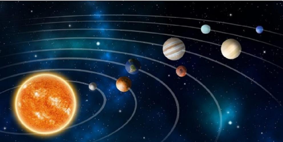 Gravitational Field - Solar System