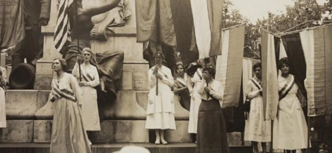 social law feminism vote history