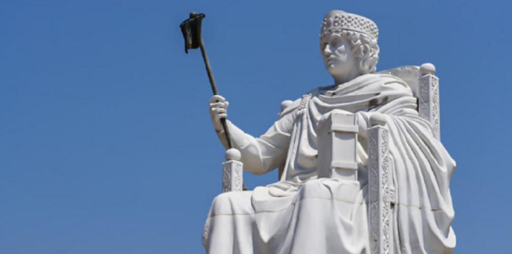 Emperor Justinian I - Roman Law