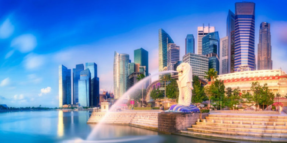 Population Density - Singapore