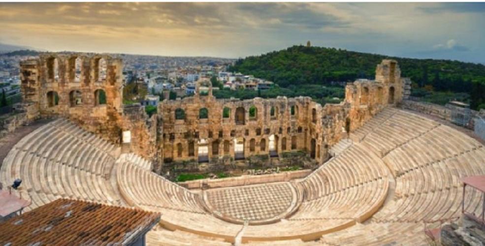 greek culture theater art