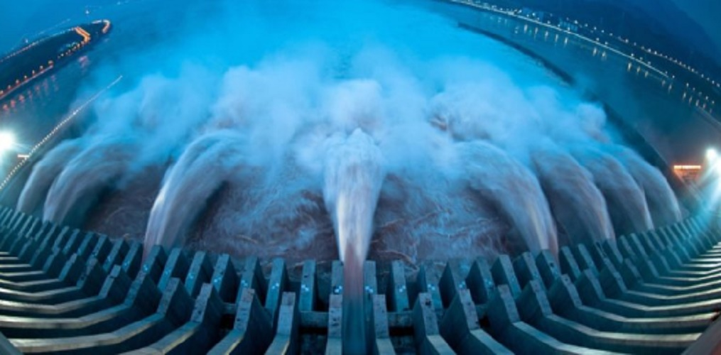 hydrography uses rios hydroelectric power dam