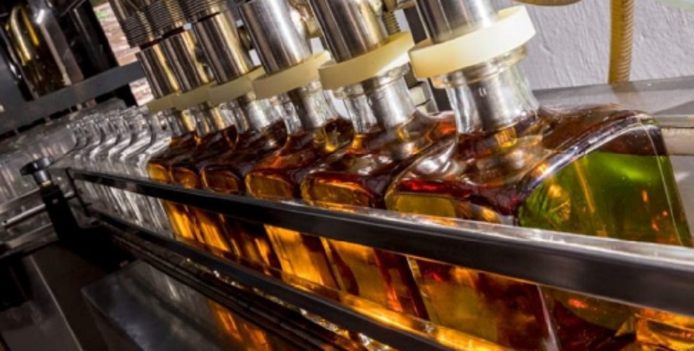 Mexican tequila manufacturing industry