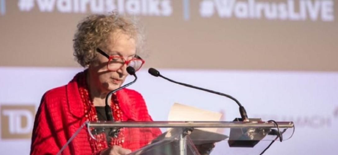 gender equality margaret atwood writer