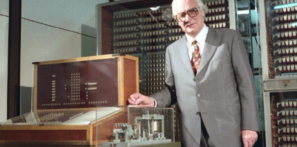 Computers - Konrad Zuse - Z3