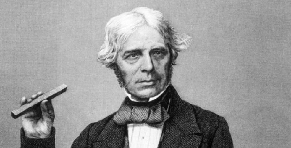 cage of faraday creator michael faraday