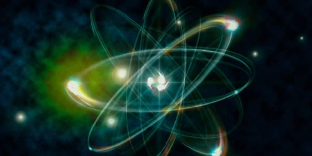 Atoms - particles