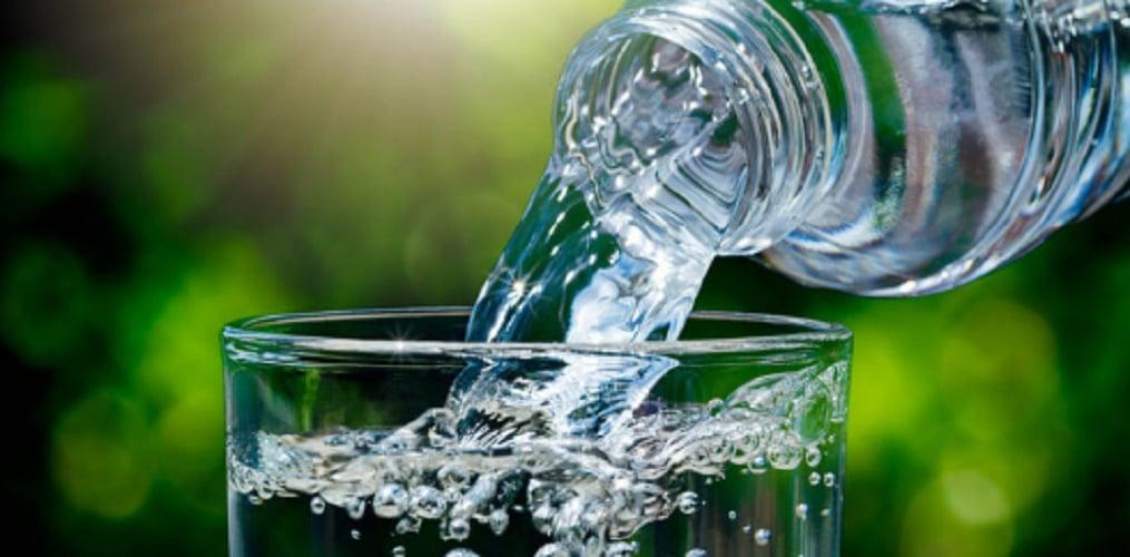 Inert matter - water