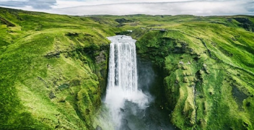 erosion hydro relief
