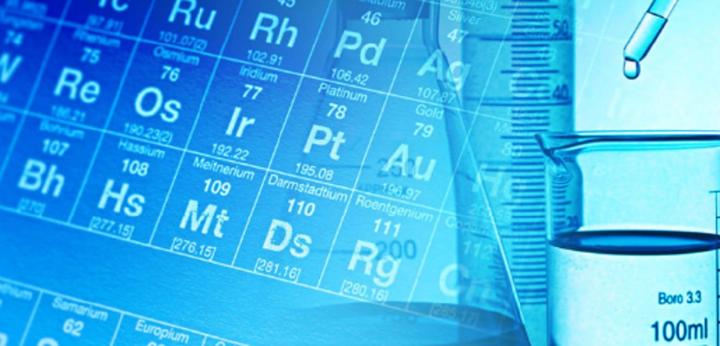 Chemical elements - chemical formula