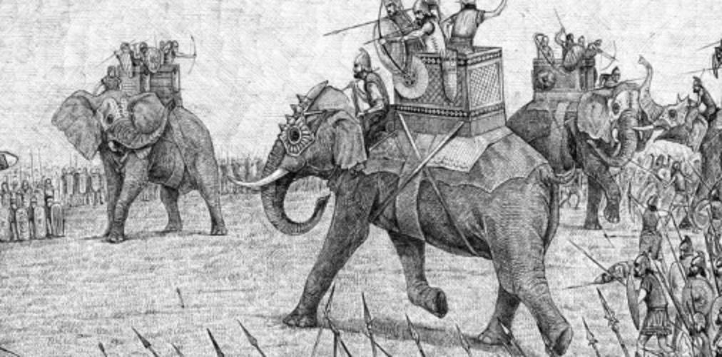 Punic Wars Rome Carthage Hanibal Elephants Alps