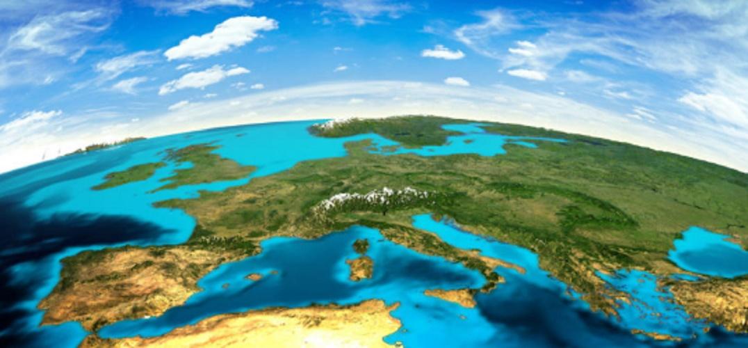 European continent - Europe