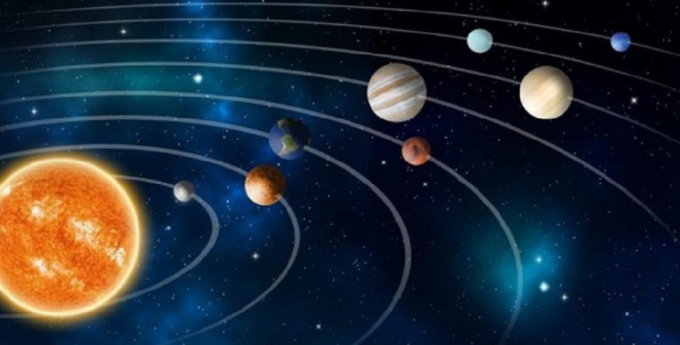 planet earth solar system