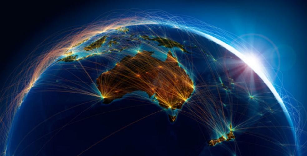 Oceania - Oceanic continent