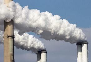 factory - air pollution