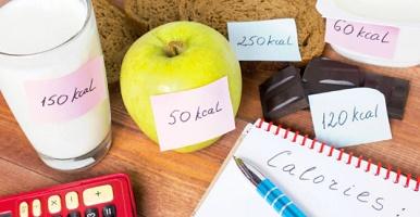 Calorie - food