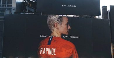 public relations nike just do it