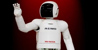 robotics asimo