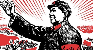 Chinese cultural revolution Mao communism