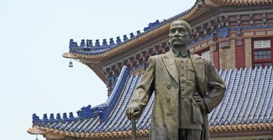 1911 Chinese Revolution Xinhai Sun Yat Sen