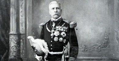 José de la Cruz Porfirio Díaz Mori - porfiriato