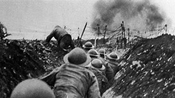 first world war - soldiers