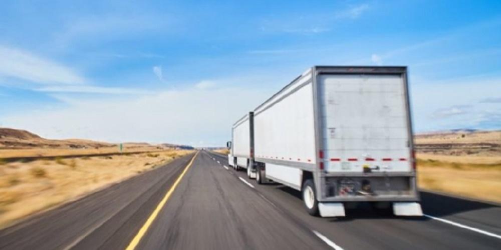 truck land freight transportation