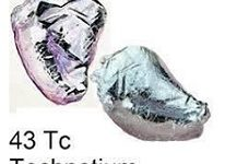 uses of technetium and atomic properties